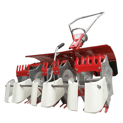 3 Rows Weeding Machine